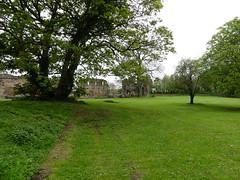 P1110859 Basingwerk Abbey, Holywell, Wales (7) (archaeologist_d) Tags: wales cistercians 12thcentury basingwerkabbey holywell abatydinasbasing