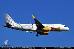 Vueling  Airbus A320-232 ( EC-MOG )   Liebana Cantabria 2017 Año Jubilar (javier sz) Tags: vueling airbus a320232 ecmog liebana cantabria 2017 año jubilar