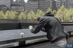 New York: National September 11 Memorial (anat kroon) Tags: newyork worldtradecenter 11september 911 nationalseptember11memorial lowermanhattan usa verenigdestaten unitedstates anatkroon kroonenvanmaanenfotografie nikond810 wtc twintowers islamicterror greenwichstreet