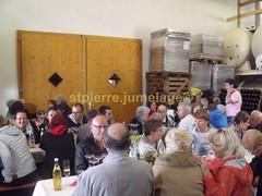 DSCF2742 (St-Pierre Jumelage) Tags: déjeuner au domaine clauss
