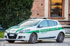 Renault Megane GT Line Milan Italy 2017 (seifracing) Tags: polizia locale renault megane gt line milan italy 2017 seifracing spotting services emergency rescue recovery transport traffic cars cops car vehicles voiture police polizei policia polis policie politie armed