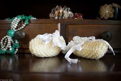 SCARPETTE (ilBovo) Tags: newborn baby shoes scarpette lana ilbovo danielebovo neonato white family new