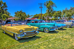 Parking Lot from the Past (Michael F. Nyiri) Tags: culvercity carshow automobile losangeles california southerncalifornia custom classiccar canonflickraward