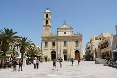 Crete Cities, Greece, April 2017