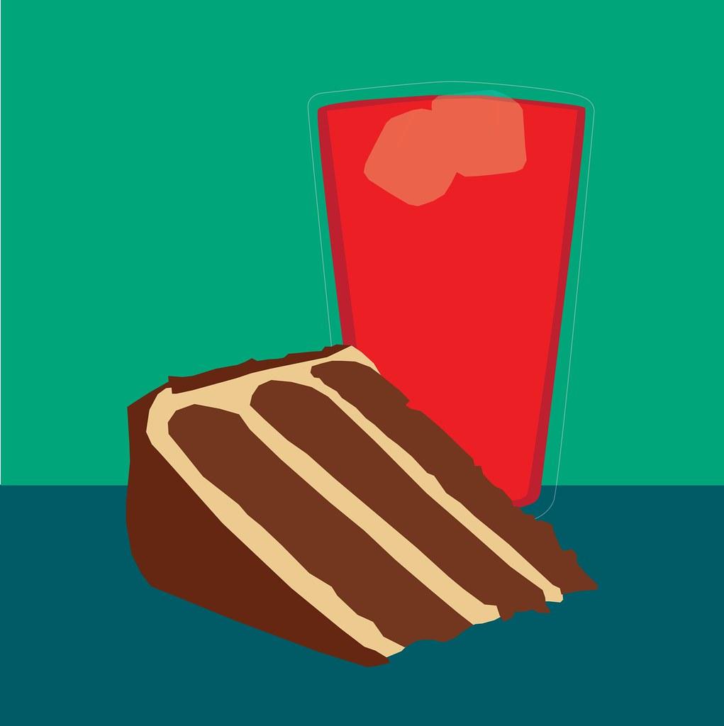 My Peanut Butter Chocolate Cake With Kool Aid Lyrics