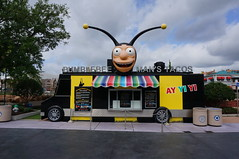 """Universal Studios, Florida: Bumblebee Man's Taco Truck • <a style=""""font-size:0.8em;"""" href=""""http://www.flickr.com/photos/28558260@N04/33932435923/"""" target=""""_blank"""">View on Flickr</a>"""