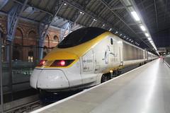 3202 (matty10120) Tags: class 373 eurostar old railway rail train transport e300 tmrs london st pancras international unrefurbished unrefurb