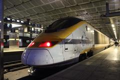 3209 (matty10120) Tags: class 373 eurostar old railway rail train transport e300 tmrs london st pancras international unrefurbished unrefurb