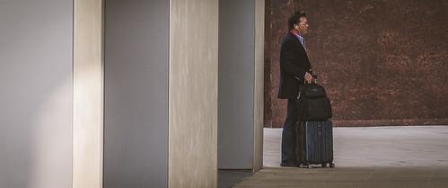Luggage man