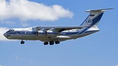 RA-76511 IL76(TD-90VD) Volga-Dnepr VKO UUWW (Papas.Dos) Tags: ilyushin il76 ilyushin76td moscow vko vnukovo uuww volgadnepr volgadneprgroup