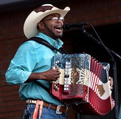 2017 Jeffery Broussard Creole Cowboys, Fest International, Lafayette, Apr 30-7439 (cajunzydecophotos) Tags: jefferybroussardandthecreolecowboys festivalinternational festivalinternationaldelouisiane lafayette 2017 jefferybroussard