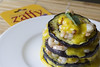 Eggplants, shrimps and saffron (Luca Nebuloni) Tags: cibo food eggplant saffron shrimp gamberi zafferano melanzana zaffy cucinaconzaffy fuudly mangiaconme