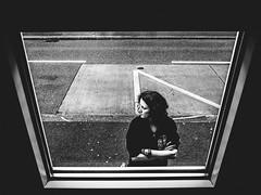 within the outside (matthias hämmerly) Tags: switzerland candid street streetphotography shadow contrast grain ricoh gr black white bw monochrom monochrome city town urban blackandwhite strasse people man monochromphotography dark zürich zuerich swiss woman window outside