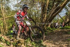 DAY2-S11-279.jpg (lazytunaphotography) Tags: iowmcc 2017 southenddmcc wight2daytrial southernstar trials no44 stephensmith gasgas section11 isleofwight bembridgedown goldenjubileetrial