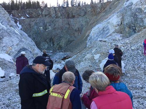 Arctic Chief pit