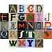 Alphabet 73