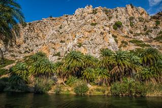 Crete / Kreta: Megalopótamos