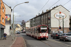 2017-04-21+22_4/23 (mark-jandejong) Tags: tram strasenbahn ruhr ruhrpott duisburg dvg