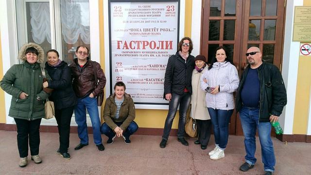 Нижегородский драмтеатр получил приз намеждународном фестивале