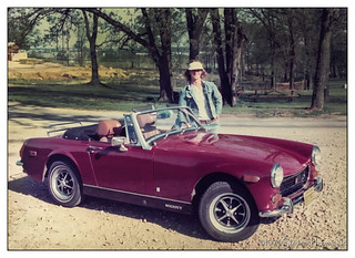 1974 MG Midget - My First Car
