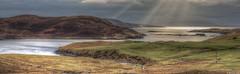 Winter sunlight over Mangaster Voe, Shetland Islands (Michael Leek Photography) Tags: shetlandisland shetland shetlandislands shetlands northeastscotland northernisles scotland scottishlandscapes scotlandslandscapes scotlandsislands sea northsea northatlantic coastline islands michaelleek michaelleekphotography hdms highdynamicrange winter winterlight shetlandinwinter shetlandcoastline panorama mangastervoe