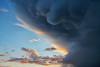Ciel du soir. 27/04/2017, Auxerre (France) (jjcordier) Tags: nuage mammatus météorologie