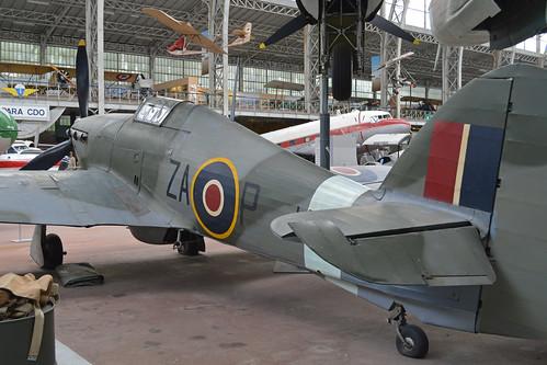 Hawker Hurricane IIc 'LF345 / ZA-P' (really LF658)