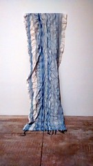 When I Think of You (paidetres) Tags: margate turnercontemporary blue mariaroosen entangled