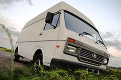 My friend's Van (chrisnorth88) Tags: fujifilm fujinon fuji xe2 vw lt35 lt camper van campervan summer camping alkmaar fujifilmxseries