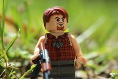 Zeds (lego slayer) Tags: zed walker walking dead citizen brick brickarms