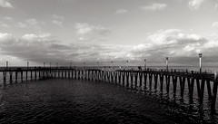 over the pier (rocami19) Tags: leica dlux5