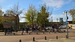 Stationsplein Maarn (transportfiets.net) Tags: transportfiets maarn 2017