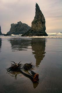 Bandon sea stack