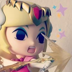 Wind Waker Zelda (Pati's Nendoroid Photography) Tags: zelda windwakerzelda windwaker legendofzelda loz nendoroid goodsmilecompany nendoroidphotography