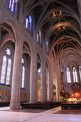 Inside Grace Cathedral (JB by the Sea) Tags: sanfrancisco california april2017 urban nobhill gracecathedral church gothic frenchgothic
