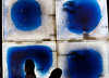 Whose Big Feet Are Those? (Sue_Hutton) Tags: april2017 china hongkong michaellauphotography bluespots dailylife glassfloor lift shoes