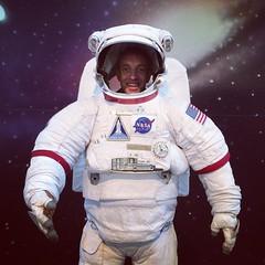 Oh no no no I'm a rocket man (jar_vis) Tags: rocketman astronaut usa