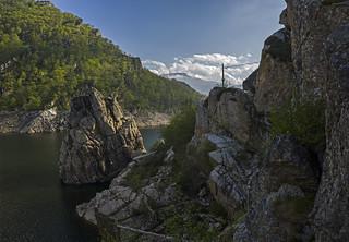 Presa de La Cohilla, Cantabria.