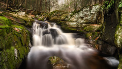 Rush of Spring* (Simmie | Reagor - Simmulated.com) Tags: 2017 april connecticut connecticutphotographer endersfalls granby landscape landscapephotography nature naturephotography outdoors seascape spring unitedstates digital https500pxcomsreagor httpswwwinstagramcomsimmulated water waterfall wwwsimmulatedcom