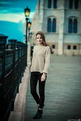 Detti (Vagelis Pikoulas) Tags: photography portrait hungary budapest pest parliament canon 6d tamron 70200mm vc bokeh travel girl woman 2016 november autumn