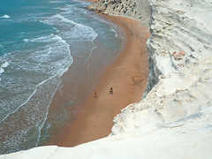 Scala dei Turchi (Grazerin/Dorli B.) Tags: coast ocean beach sicily italy cliffs elements turkishsteps scaladeiturchi realmonte