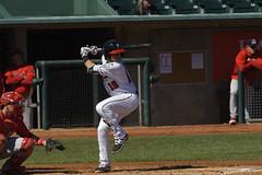 Bo Bichette 001 (mwlguide) Tags: ballyard leagues ballpark michigan lansing midwestleague 3587 may peoriachiefs baseball lansinglugnuts 2017 nikon nikond500 d500