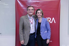 Dupla de presidentes: Dalton Pastore e Patricia Blanco