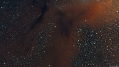 Dust and Gas in the Rho Ophiuchi Cloud Complex (Martin_Heigan) Tags: ionized hiiregion dustandgas rhoophiuchi cloudcomplex darknebula antares hydrogen rgb astronomy astrophysics astrograph telescope refractor williamoptics star71 martin heigan astrophotography reflector celestron avx nebula deepsky dso space science physics canon 60da mhastrophoto april2017 southafrica southernskies southerhemisphere interstellardustandgas cosmos universe stars deepskyobject amateurastronomy ifn ic4606 deepspace dustlanes starstuff