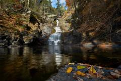 Raymondskill Falls (iShootPics) Tags: pennsylvania foliage waterfall landscape raymondskill falls raymondskillfalls scenicsnotjustlandscapes