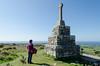Germoe war memorial - Tregonning Hill (i.knox11) Tags: chinaclay cornwall england germoe germoewarmemorial mountsbay nikon1755mmf28 nikond7000 southwestengland tregonning tregonninghill williamcookworthy warmemorial