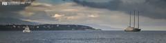 M/Y (Motor Yacht) A Blohm+Voss - 119m & S/Y (Sailing Yacht) A - 143m - Nobiskrug (Raphaël Belly Photography) Tags: rb raphaël monaco raphael belly photographie photography yacht boat bateau superyacht sy sailing voilier yachts ship ships vessel vessels sea mer a alexandra 143 143m blohmvoss blohm voss starck grey gris grise grigio my motor sf99 sf 99 119 119m white blanc blanche bianco bianca nobiskrug