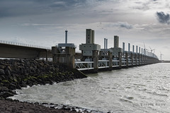 Zeeland (kalam_hagir) Tags: netherlands bridge delta northsee barrage