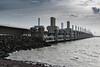 Zeeland (kalam_hagir) Tags: netherlands bridge delta northsee barrage