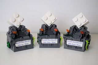 LEGO Trophies - Yorkshire Brick Show 2017